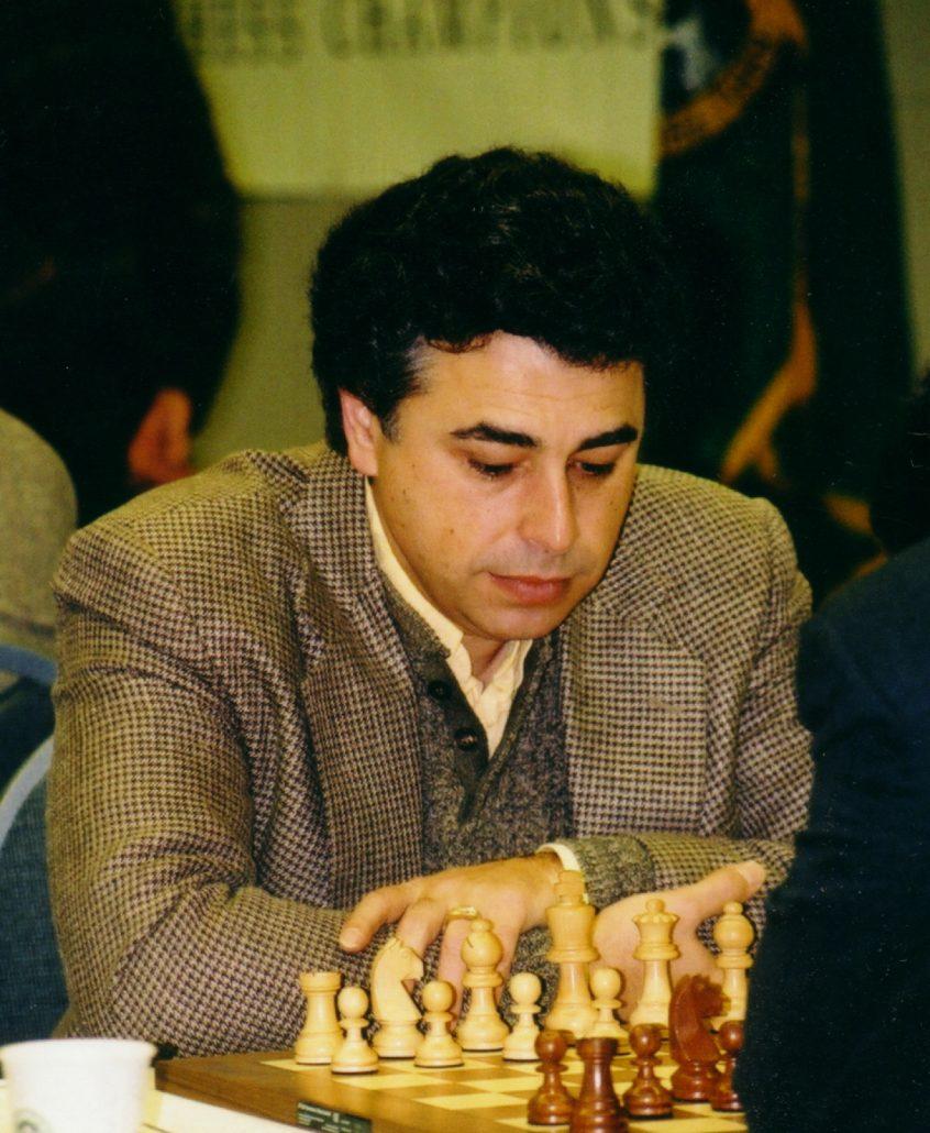 Yasser Seirawan Young