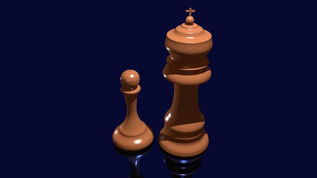 best chess app king