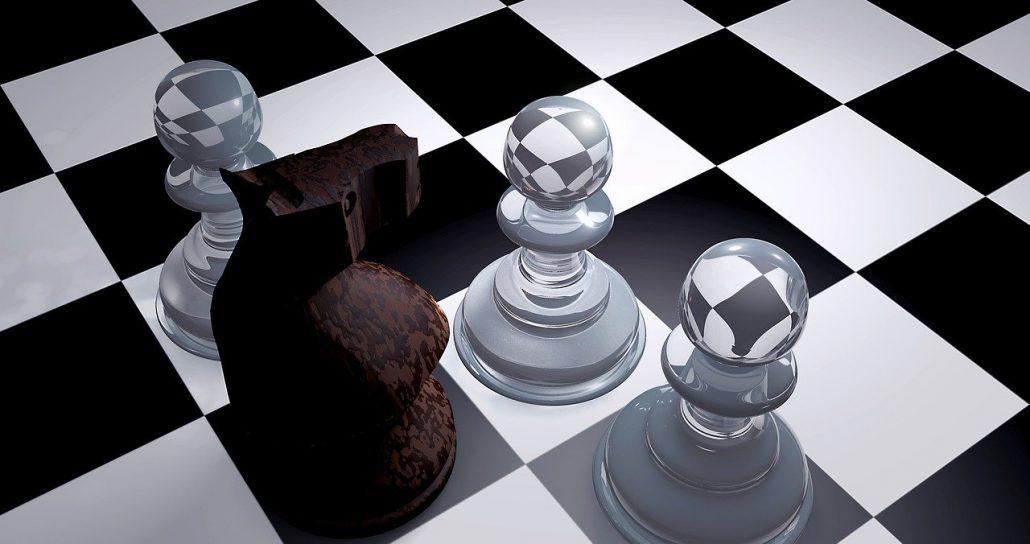 can imake money playing chess knight