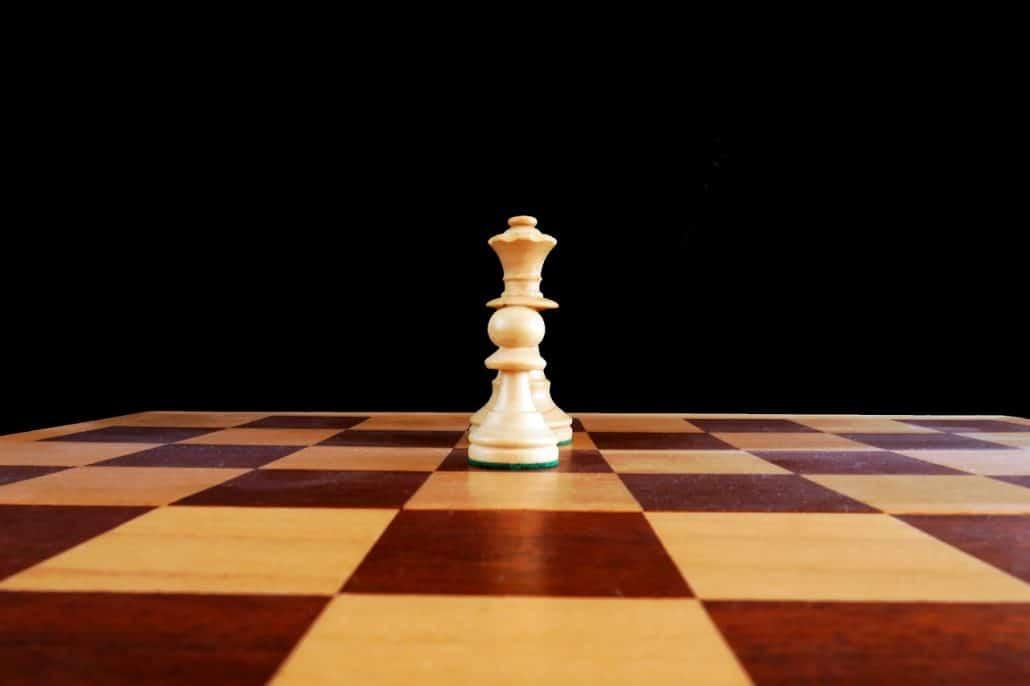 chess computer king
