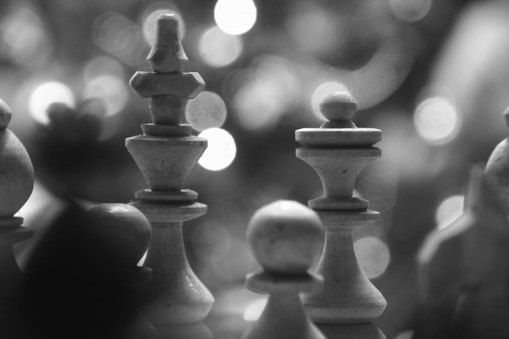chess variation king