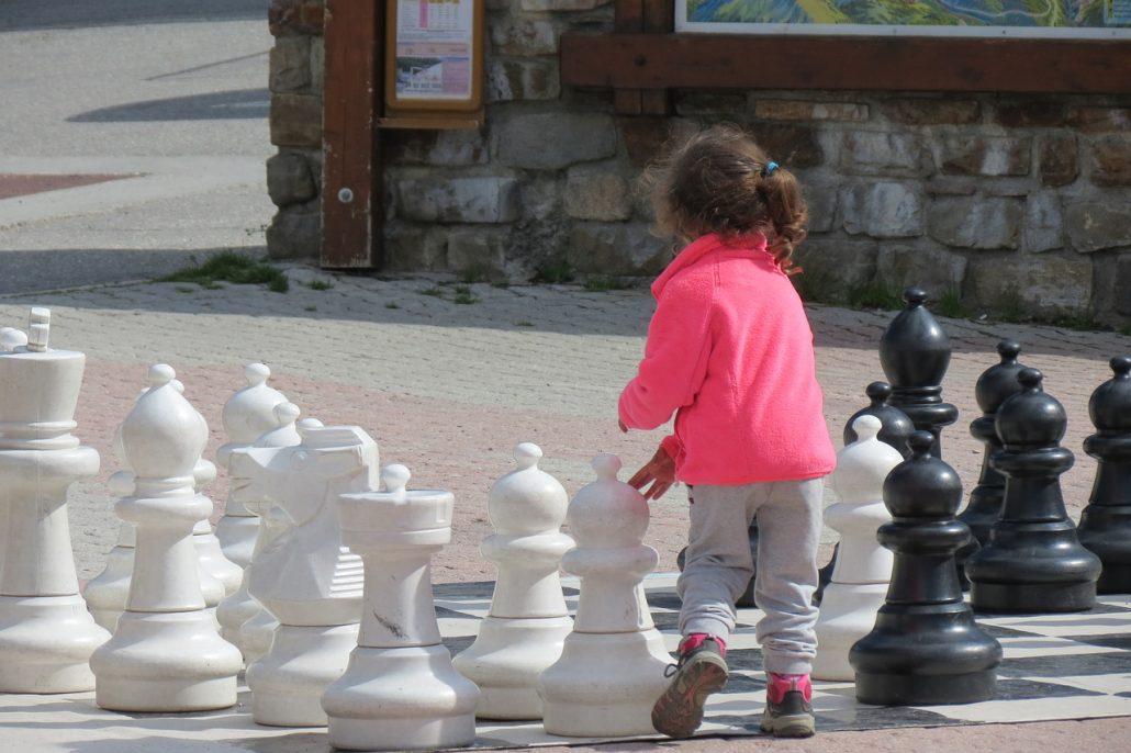 chess youngest grandmasters kid