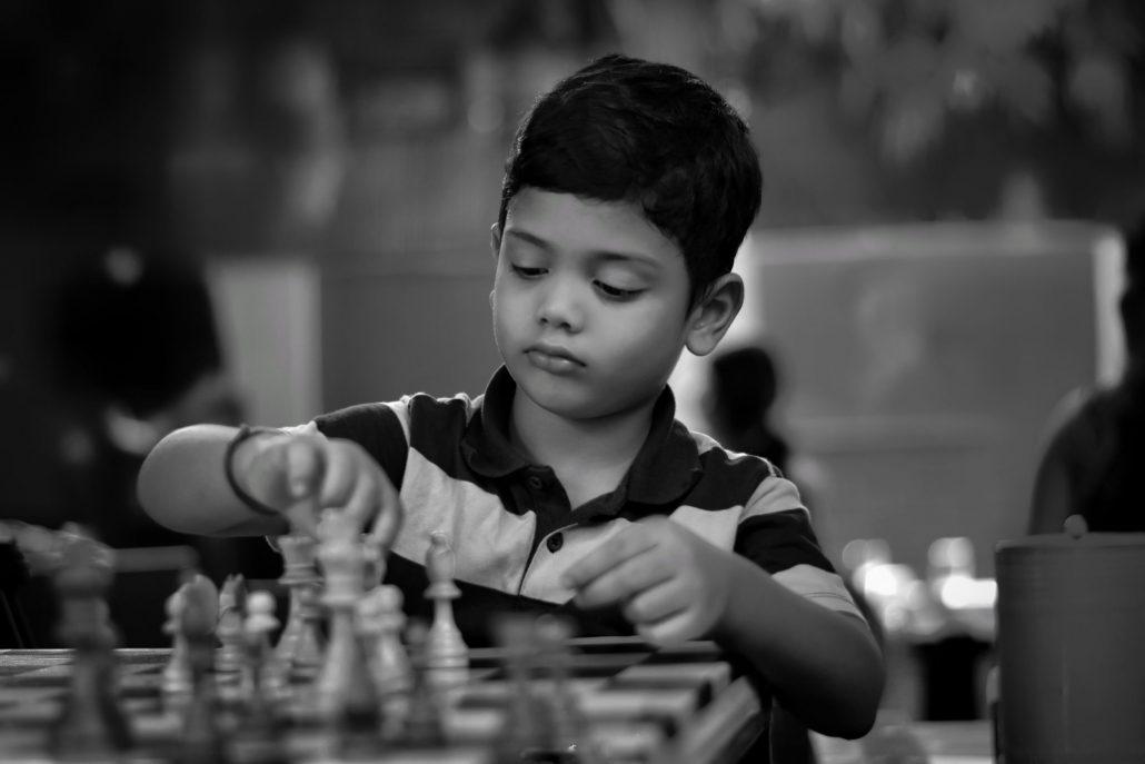 learn chess online kid