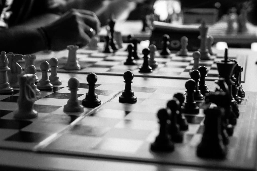 lichess or chess com pawn
