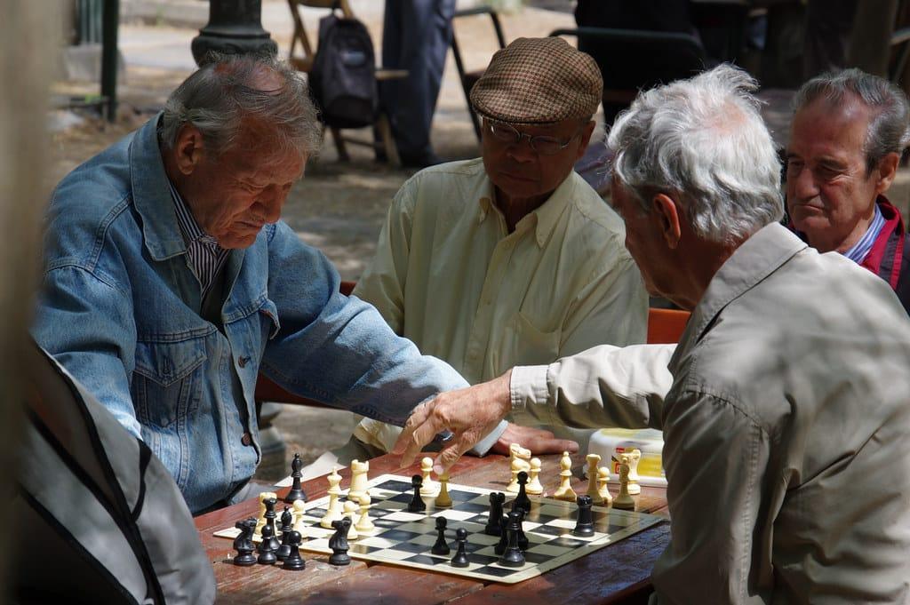 no chess theory experience