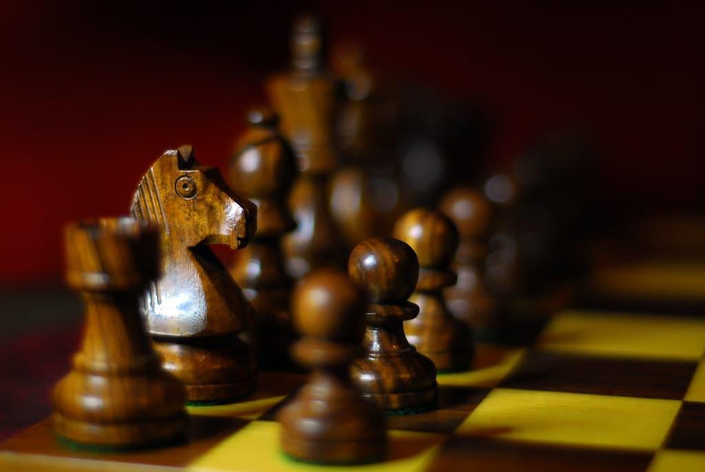 no chess theory knight