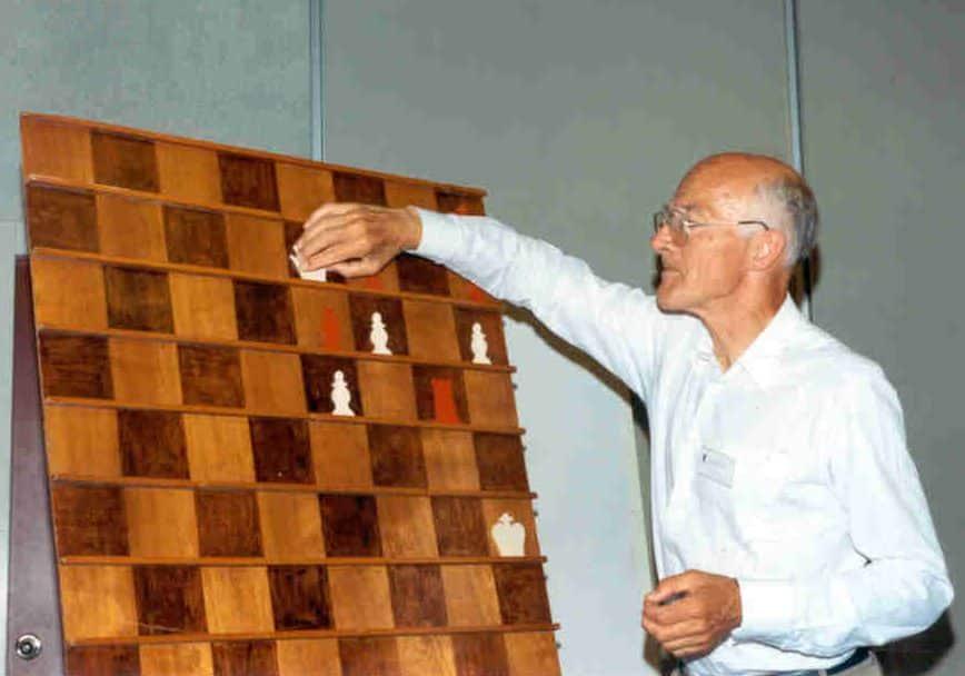 no chess theory