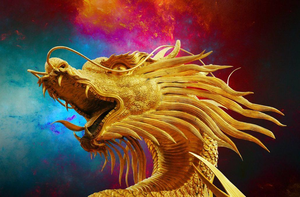 Dragon Sicilian defense