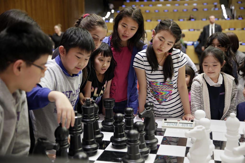 chess grandmaster salary event