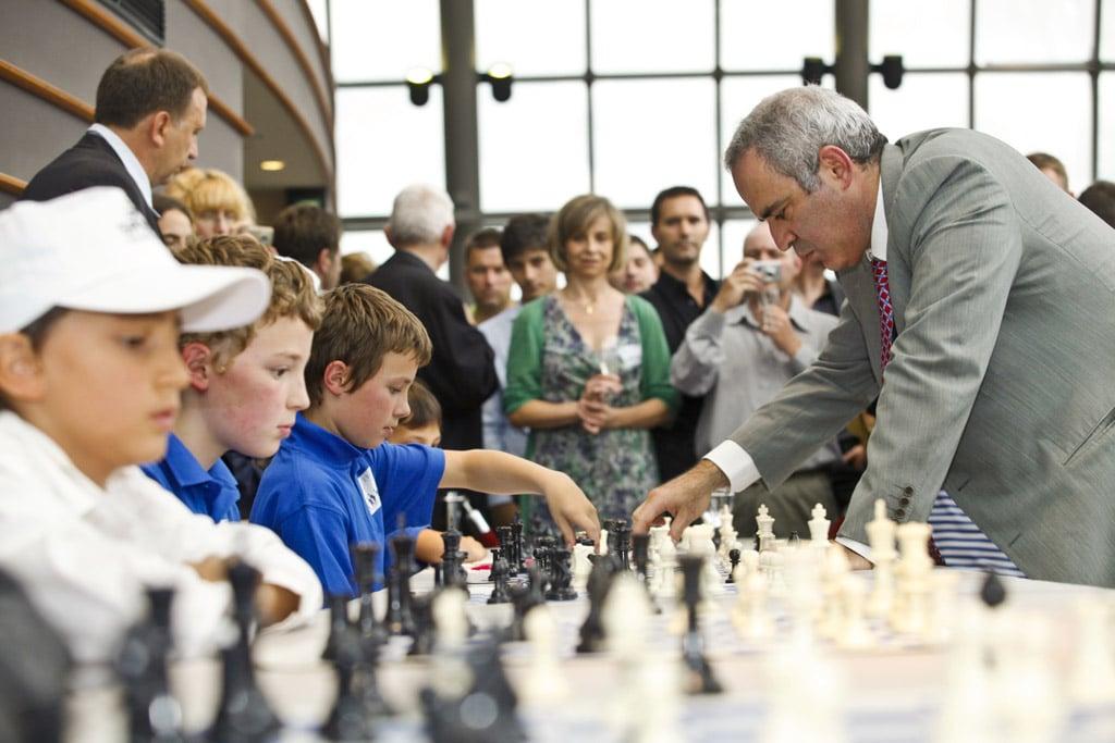 chess grandmaster salary garry