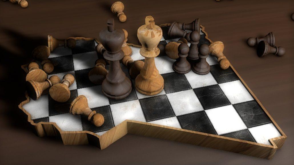 chess netflix series
