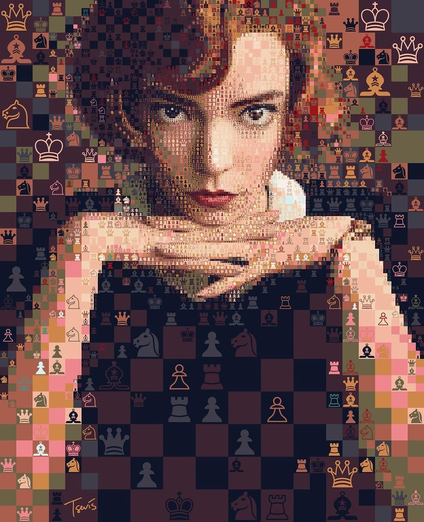 chess netflix