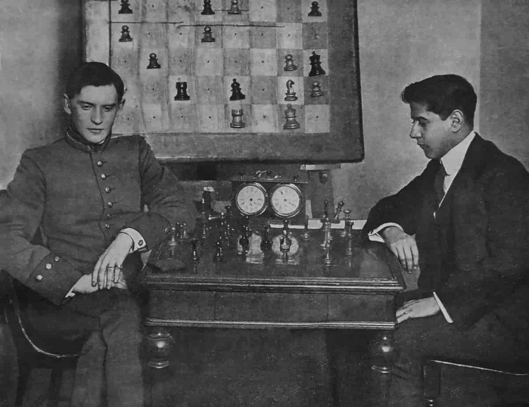 chess show euwe