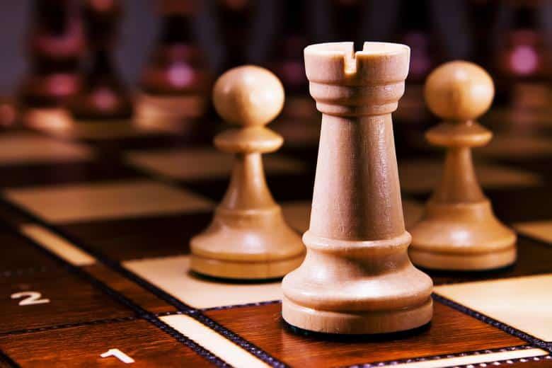 chess viewer rook