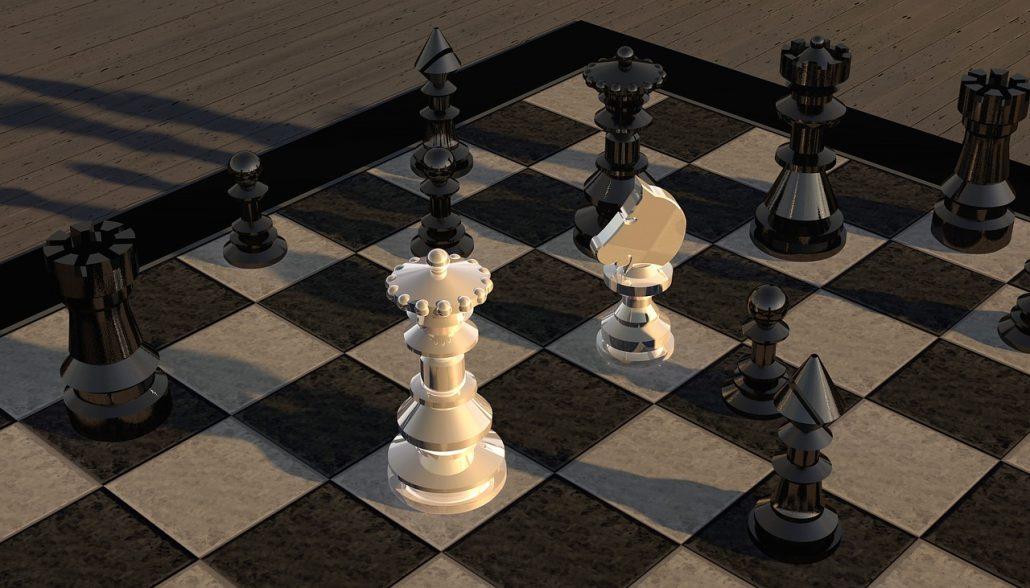 chess yugoslav attack queen