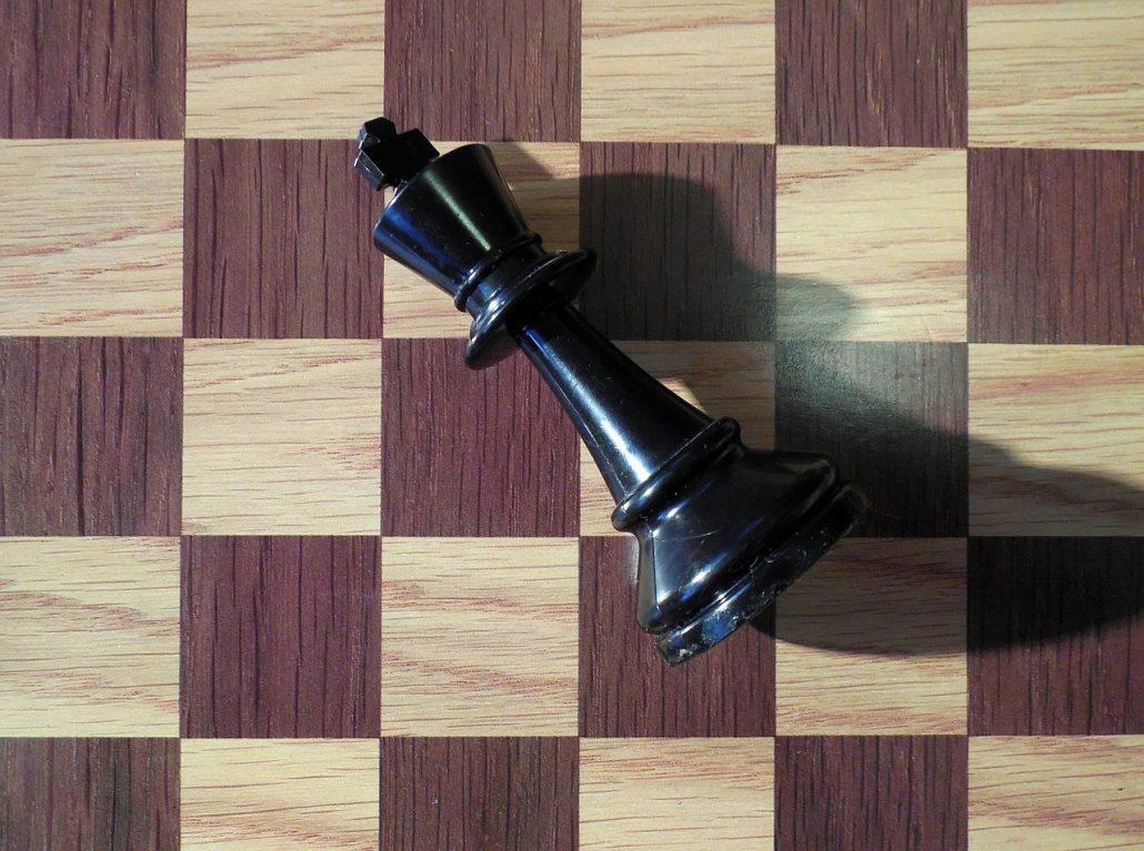 danish gambit checkmate