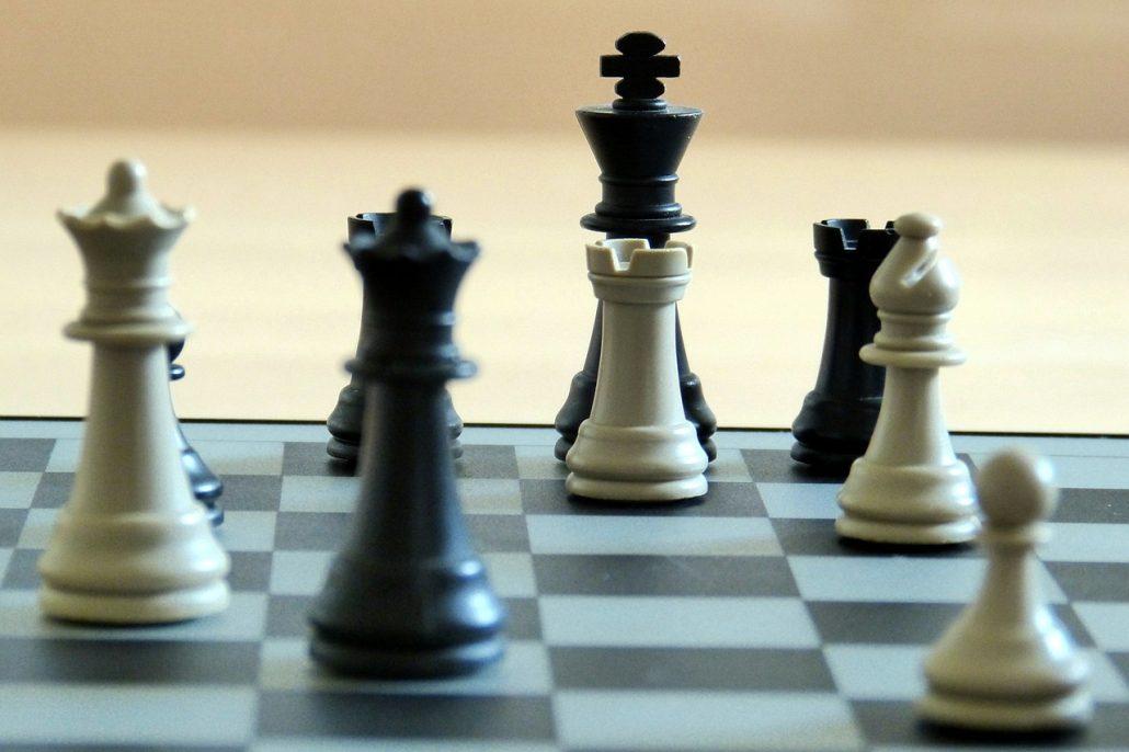 danish gambit king