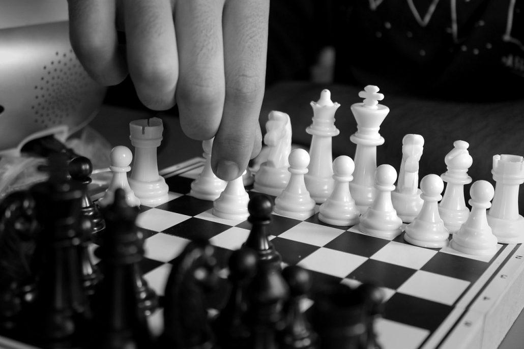 danish gambit play